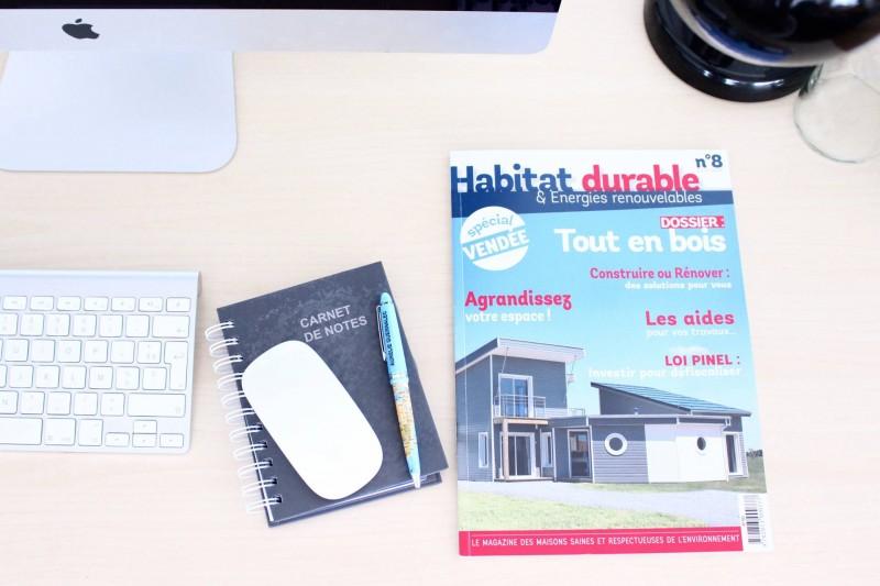 Habitat Durable & Energies renouvelables