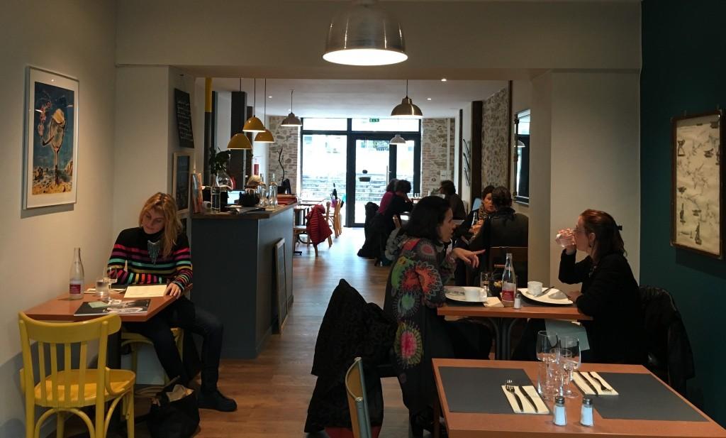 «aux Algues etc …» Restaurant insolite à La Roche-sur-Yon