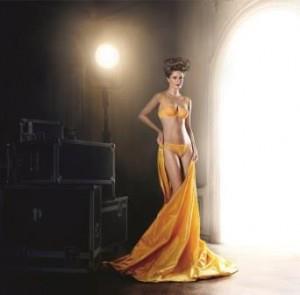 vendée mag lingerie femme lingerie la roche sur yon lise charmel collection favorite couleur safran