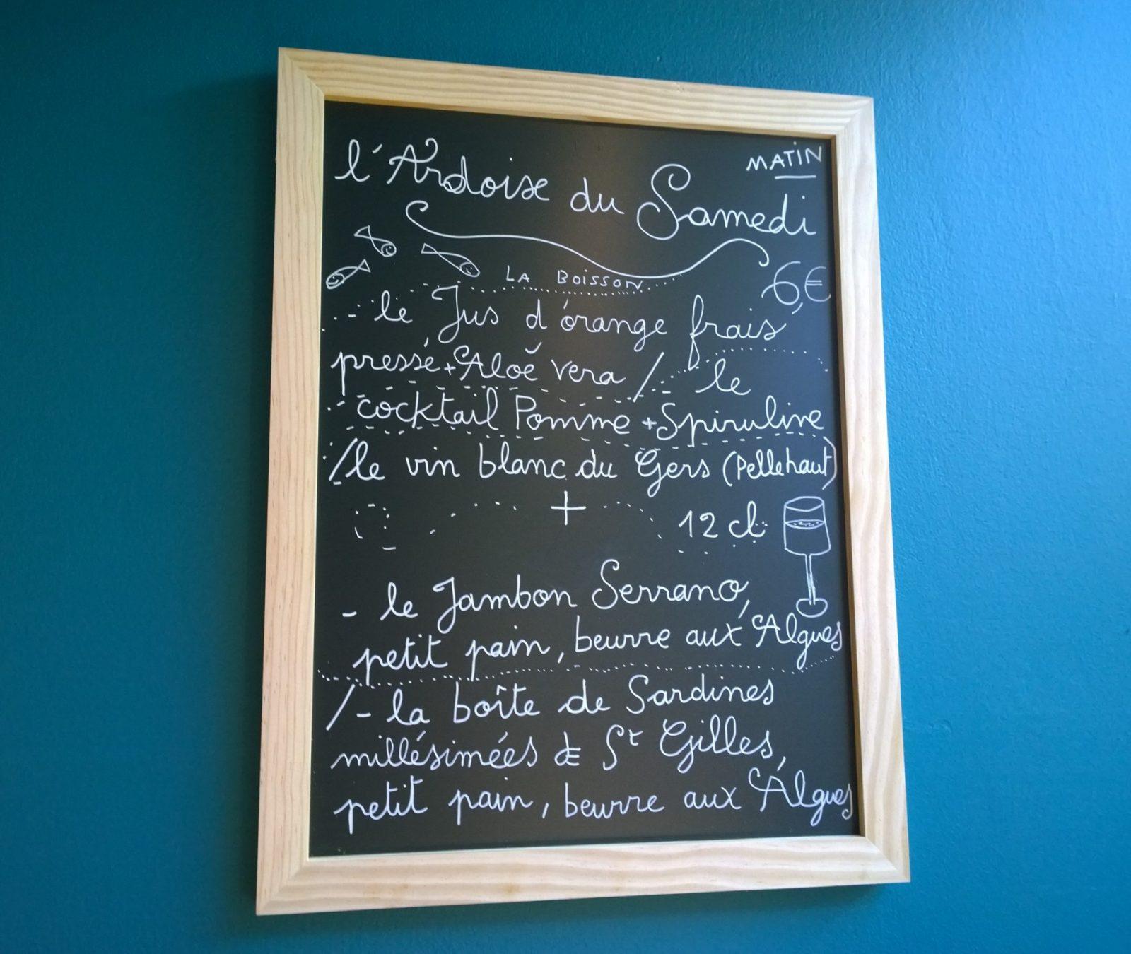 Restaurant aux algues etc la roche sur yon vend e - Cuisine plus la roche sur yon ...