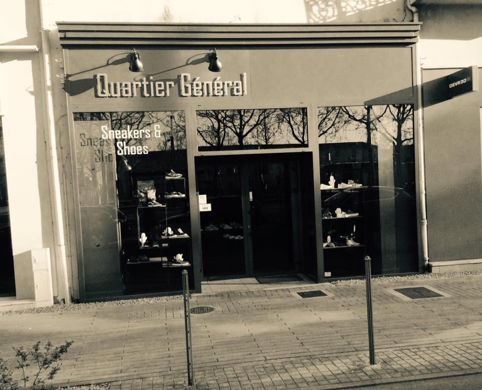 Quartier g n ral nouvelle boutique la roche sur yon - Chambre du commerce la roche sur yon ...