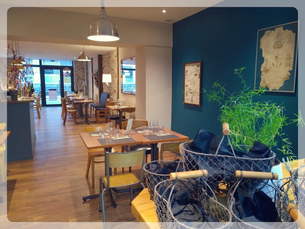 restaurant aux algues etc la roche sur yon. Black Bedroom Furniture Sets. Home Design Ideas