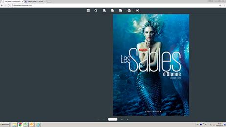 EBook du Mag «Les Sables d'Olonne Magazine» est en ligne !