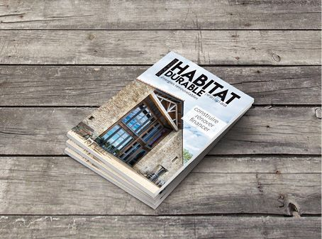 L'incontournable magazine pour CONSTRUIRE, RENOVER, FINANCER vient de paraître !…
